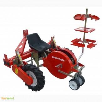 Рассадопосадочная машина модель AS200 (Италия)