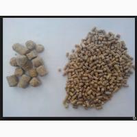 Кормовая продукция в ассортименте для фермерских животных