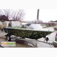 Моторная лодка Касатка-515