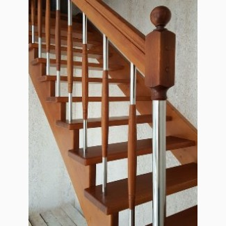 Лестницы, ступени, перила в Екатеринбурге - E1ДОМ