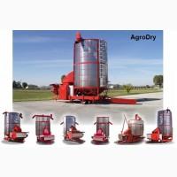 Зерносушилка AD-33 дизель