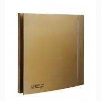 Soler Palau Вентилятор бытовой Silent-100 CZ Design-4C Gold