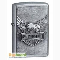 Зажигалка Zippo 20230 Harley Davidson Iron Eagle