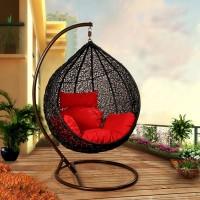 Подвесные кресла из ротанга Ривьера