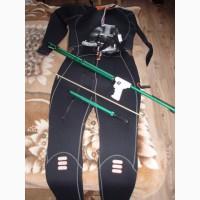 Продам новый мокрый гидрокостюм Aqualung Dive толщиной 5, 5 мм