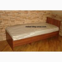 Кровати односпальные новые для хостелов и гостиниц, рабочих