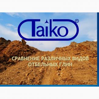 """Отбельные глины """"Taiko"""""""