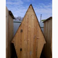 Туалет уличный дачный строительный любых размеров