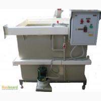 Установка для приготовления и дозирования электролита УДЭ-1