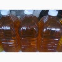 Нерафинированное масло подсолнечное оптом