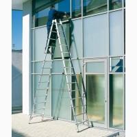 Алюминиевые лестницы различной комплектации и лучших производителей
