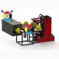 Станок для печати на шарах 800 шаров/час
