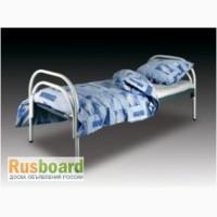 Качественные кровати металлические, кровати одноярусные, кровати металлические опт