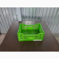 Ящик пластиковый складной