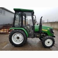 Мини-трактор МТ -350 КАТМАН с кабиной, Формула колесного привода - 4х4 WD