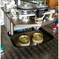 Вакуумная Закаточная машина для икры, консервов, пресервов от производителя