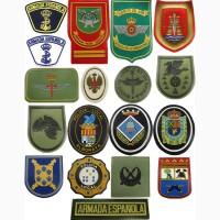 Испанские военные нашивки