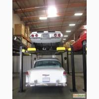 Парковочные подъёмники любых типов, монтаж, пуско-наладка, ремонт