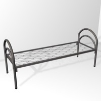 Кровати двухъярусные, кровати одноярусные, кровати металлические для госпиталей