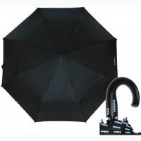 Зонт складной Baldinini 6002 Nero curva piping