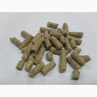 Реализация комбикорма ПЗК – «Ушастик» в гранулах