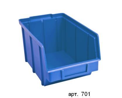 Фото 2. Лоток пластиковый для автозапчастей