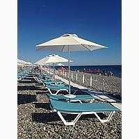 Зонт пляжный круглый 2, 5 м