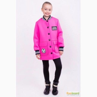 Детские куртки, плащи, ветровки оптом
