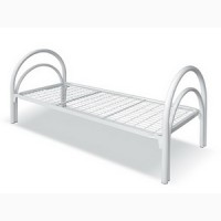 Кровати от производителя, железные кровати ГОСТ, кровати для пансионата, кровати армейские