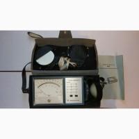 Переносной прибор для измерения освещенности Люксметр
