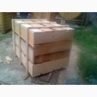 Ящики (тара, упаковка) деревянные
