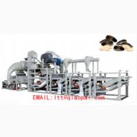 Оборудование для переработки, чистки, шелушения и сепарации семян подсолнечника