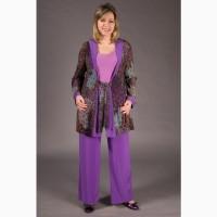Модные и недорогие наряды для полных женщин